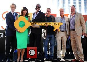 Kevin Kline, Mary Steenburgen, Morgan Freeman, Robert De Niro, Michael Douglas and Jon Turteltaub