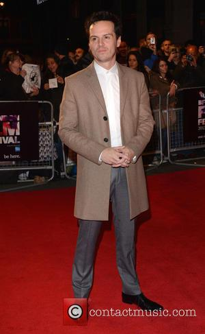 Andrew Scott - London Film Festival screening of Locke at the Odeon West End Leicester Square - London, United Kingdom...