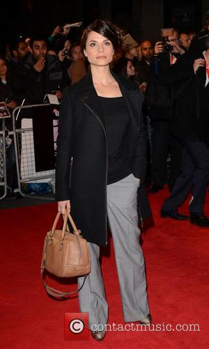 Charlotte Riley - London Film Festival screening of Locke at the Odeon West End Leicester Square - London, United Kingdom...