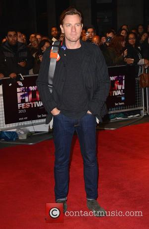 Ewan McGregor - London Film Festival screening of Locke at the Odeon West End Leicester Square - London, United Kingdom...