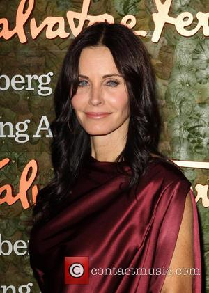 Courteney Cox - Wallis Annenberg Center For The Performing Arts Inaugural Gala Held at Wallis Annenberg Center for the Performing...