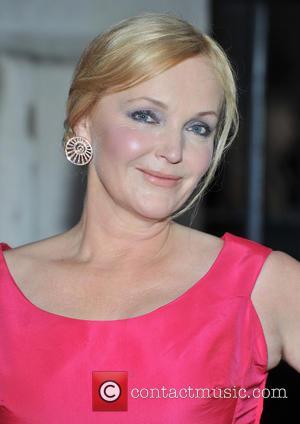 Miranda Richardson - BFI London Film Festival Awards held at the Banqueting House - Arrivals - London, United Kingdom -...