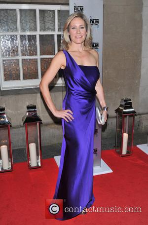Sophie Raworth - BFI London Film Festival Awards held at the Banqueting House - Arrivals. - London, United Kingdom -...