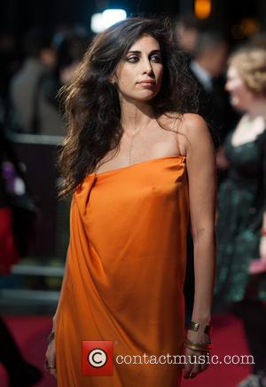 Yasmine Hamdan - BFI London Film Festival: 'Only Lovers Left Alive' gala screening held at the Odeon West End...