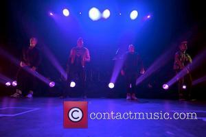Blue - Blue perform live at O2 Academy Glasgow - Glasgow, United Kingdom - Saturday 19th October 2013