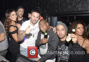 Maxwell, Kacie Mcdonnell, Rocco, Susie Celek, Mikeypdacav5, Djvice and Brody Jenner