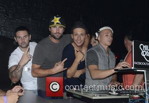 Rocco, Brody Jenner, Dacav5 and Mikeypdacav5