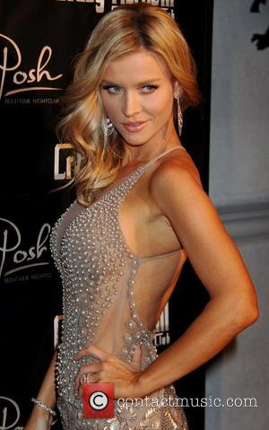 Joanna Krupa - Joanna Krupa helps Crazy Horse 3 celebrate it's anniversary.  The gentleman's club was celebrating it's fourth...