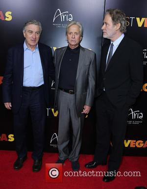 Robert De Niro, Michael Douglas and Kevin Kline