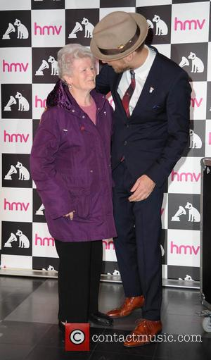 Matt Goss - Hundreds of Mums descended at the HMV store in Manchester today to catch a glimpse of Matt...