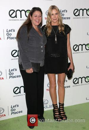 Camryn Manheim and Daryl Hannah - 23rd Annual Environmental Media Awards Presented By Toyota And Lexus Held at Warner Bros....