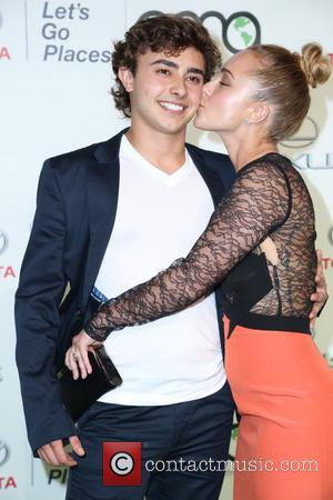 Jansen Panettiere and Hayden Panettiere