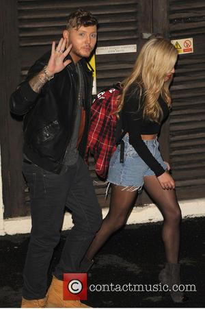 James Arthur - X Factor at Fountain Studio - London, United Kingdom - Saturday 19th October 2013