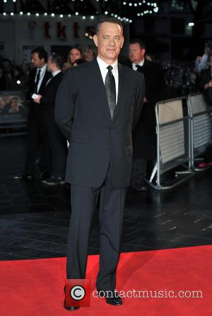Tom Hanks - 57th BFI London Film Festival - 'Saving Mr Banks' - Premiere at the Odeon Leicester Square -...