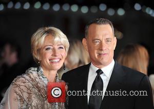 Emma Thompson and Tom Hanks