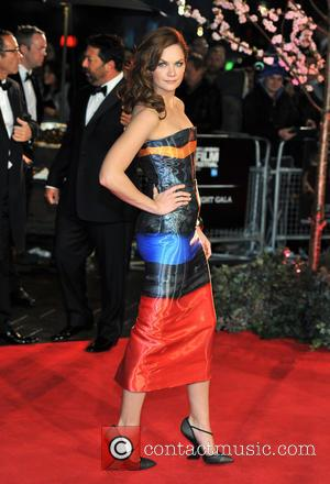 Ruth Wilson - 57th BFI London Film Festival - 'Saving Mr Banks' - Premiere at the Odeon Leicester Square -...