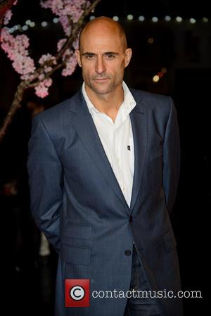 Mark Strong - 57th BFI London Film Festival - 'Saving Mr Banks' - Premiere at the Odeon Leicester Square -...