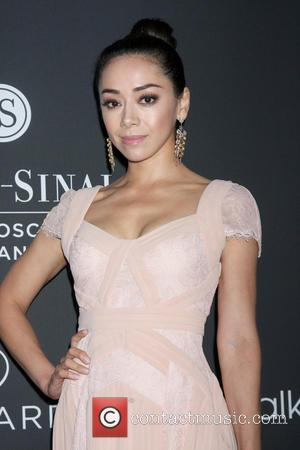 Aimee Garcia - Pink Party 2013 to benefit women's cancer research held at Hanger 8 in Santa Monica - Santa...