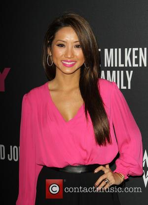 Brenda Song - Elyse Walker Presents The Pink Party 2013 Hosted By Anne Hathaway Held at Barker Hangar - Santa...