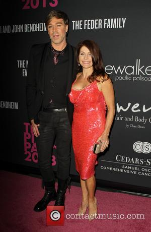 Chaz Dean and Joanne Ferra - Elyse Walker Presents The Pink Party 2013 Hosted By Anne Hathaway Held at Barker...