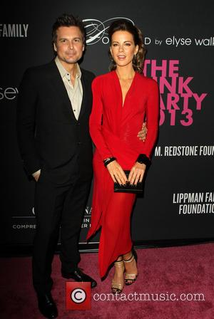 Len Wiseman and Kate Beckinsale - Elyse Walker Presents The Pink Party 2013 Hosted By Anne Hathaway Held at Barker...