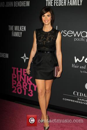 Paz Vega - Elyse Walker Presents The Pink Party 2013 Hosted By Anne Hathaway Held at Barker Hangar - Santa...