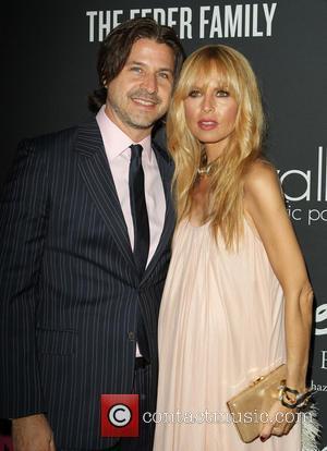 Roger Berman and Rachel Zoe