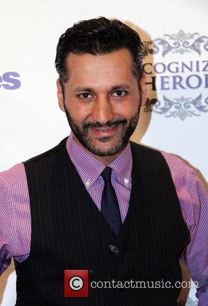 Cas Anvar - Unlikely Heroes Recognizing Heroes Awards Gala held at The Living Room - Arrivals - Hollywood, CA, United...