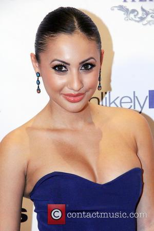Francia Raisa - Unlikely Heroes Recognizing Heroes Awards Gala held at The Living Room - Arrivals - Hollywood, CA, United...