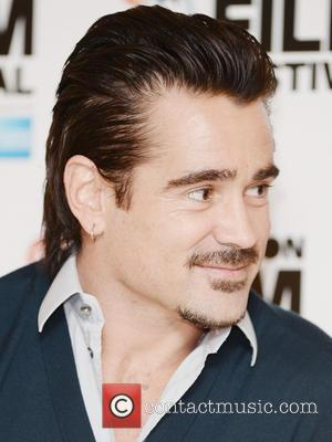 Colin Farrell - BFI London Film Festival: 'Saving Mr. Banks' photocall held at the Dorchester - London, United Kingdom -...