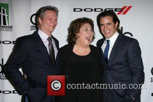 Chris Cooper, Margo Martindale and Dermot Mulroney