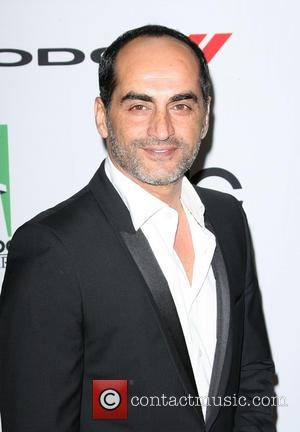 Navid Negahban - 17th Annual Hollywood Film Awards held at The Beverly Hilton Hotel in Beverly Hills, CA. 21-10-2013 -...