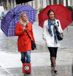 Bonnie Sveen and Lisa Gormley