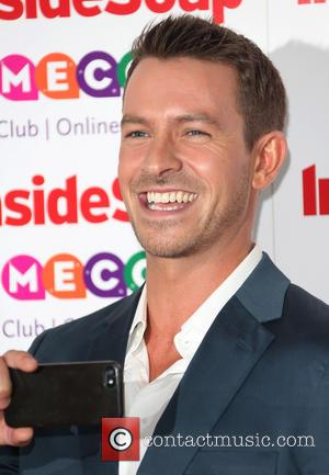 Ashley Taylor Dawson - The Inside Soap Awards 2013 held at the Ministry of Sound - Arrivals - London, United...