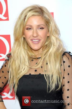 The Q Awards, Grosvenor House, Ellie Goulding