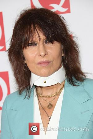 Chrissie Hynde - The Q Awards 2013 held at Grosvenor House - Arrivals - London, United Kingdom - Monday 21st...