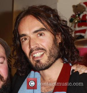 Russell Brand - Russell Brand opens a shop run by volunteers of the mental health charity called Thurrock Mind. Brand...