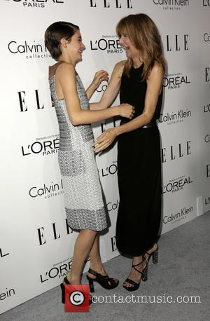 Shailene Woodley and Laura Dern