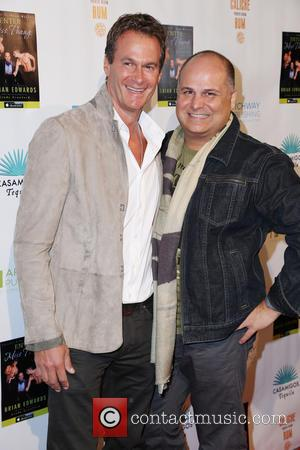 Rande Gerber and Brian Edwards