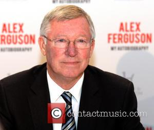Sir Alex Ferguson attends a press conference to promote his autobiography 'My Autobiography' at the Institute of Directors - London,...