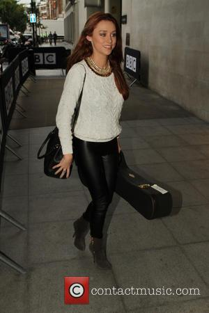 The Saturdays and Una Healy - Celebrities seen at the BBC Radio 1 studios. - London, United Kingdom - Tuesday...