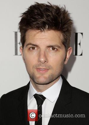 Adam Scott - ELLE 20th annual Women in Hollywood celebration at Four Seasons Hotel Beverly Hills - Arrivals - Los...