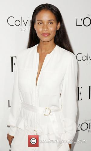 Joy Bryant - ELLE 20th annual Women in Hollywood celebration at Four Seasons Hotel Beverly Hills - Arrivals - Los...