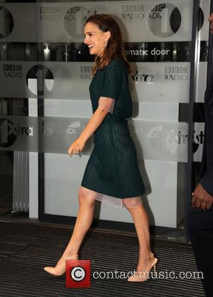 Natalie Portman - Natalie Portman pictured at the BBC - London, United Kingdom - Tuesday 22nd October 2013