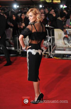 Aliona Vilani - 'Thor: The Dark World' - World film premiere, held at the Odeon Leicester Square - Arrivals -...