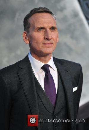 Christopher Eccleston - 'Thor: The Dark World' - World film premiere, held at the Odeon Leicester Square - Arrivals -...