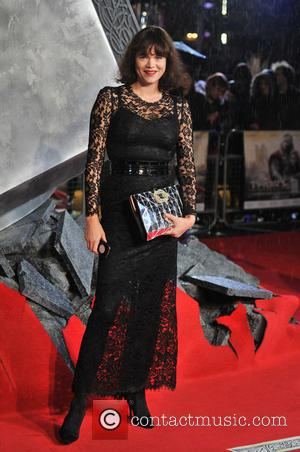Jasmine Guinness - 'Thor: The Dark World' - World film premiere, held at the Odeon Leicester Square - Arrivals -...