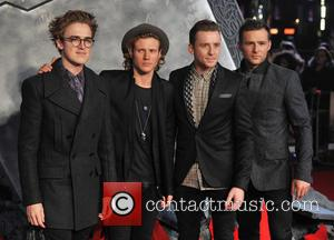 McFLy - 'Thor: The Dark World' - World film premiere, held at the Odeon Leicester Square - Arrivals - London,...