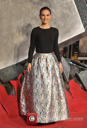 Natalie Portman - 'Thor: The Dark World' - World film premiere, held at the Odeon Leicester Square - Arrivals -...