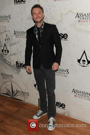 Chris Hardwick - Assassins Creed IV Black Flag Launch Event - Hollywood, CA, United States - Tuesday 22nd October 2013